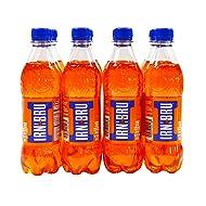 Barr's Irn-Bru Soft Drink, 16.9 Fluid Ounce (Pack of 12)