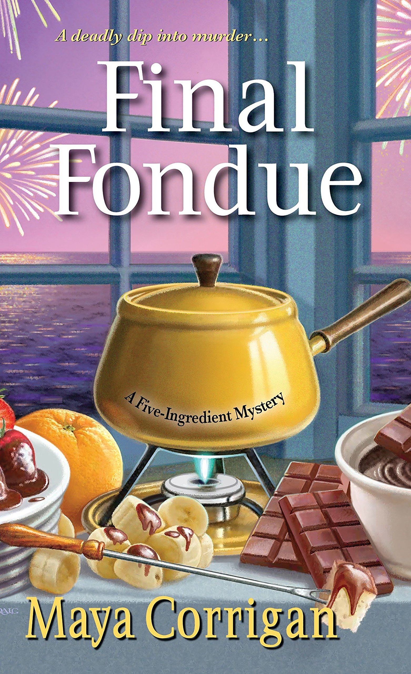 Read Online Final Fondue (A Five-Ingredient Mystery) pdf