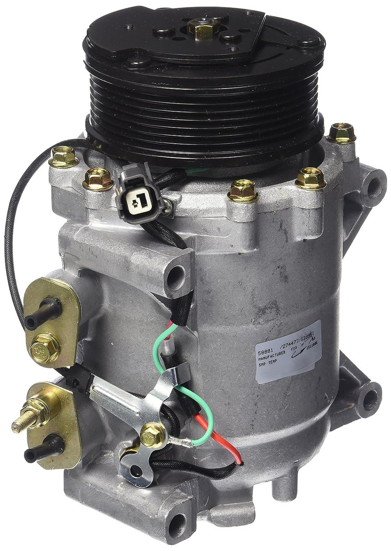 Four Seasons 58881 New AC Compressor