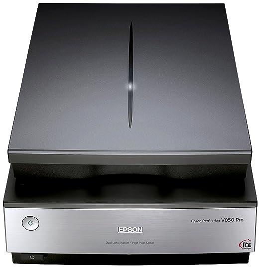 10 opinioni per Epson Perfection V850, Scanner per Foto e Pellicole, Letto Piano
