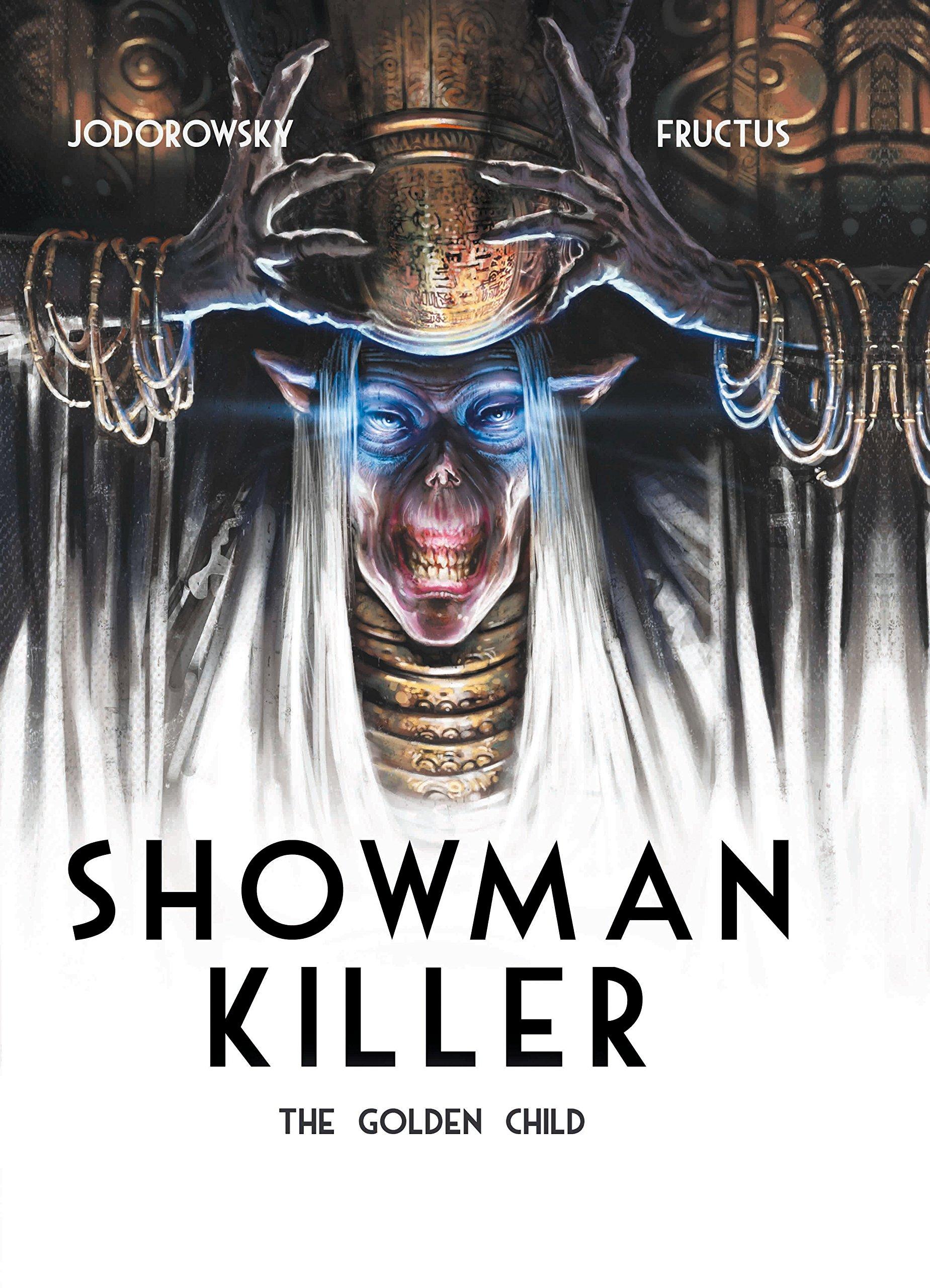 Download Showman Killer 2: The Golden Child PDF