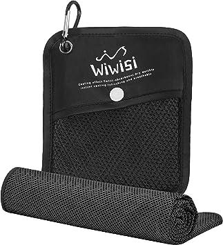 Amazon.com: WIWISI - Toallas de enfriamiento para yoga ...