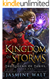 Kingdom of Storms: A Reverse Harem Fantasy (The Legend of Tariel Book 1)