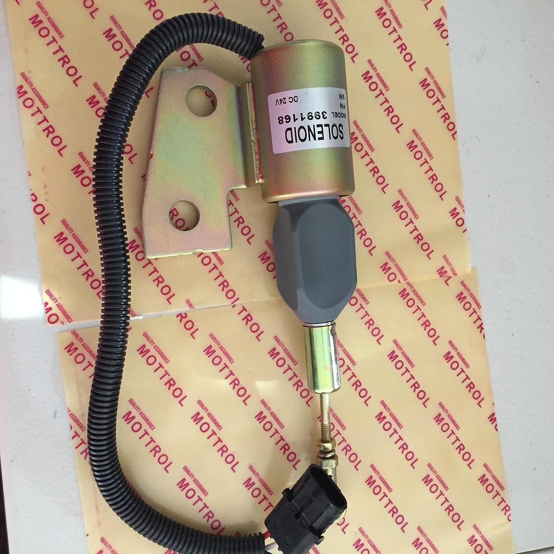 Fuel Cutoff solenoid//Switch 0330001015 For BOSCH with Bosch EPVE Pump