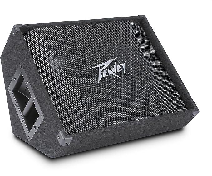 Peavey pvspv12 m PV 12 M Etapa Monitor con caja de altavoces Pasiva: Amazon.es: Instrumentos musicales