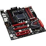 Asus ROG Crosshair V Formula-Z Gaming Mainboard Sockel AM3+ (ATX, AMD CrossFireX, AMD 990FX/SB950, 4x DDR3 Speicher, 16x PCIe, 6x USB 3.0)