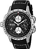 Hamilton Men's Khaki X-Wind Automatic 44mm Black Rubber Band Steel Case Sapphire Crystal Watch H77616333
