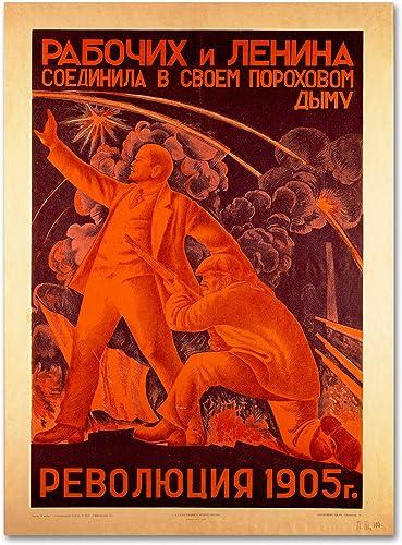 The Russian Revolution Artwork