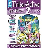 TINKERACTIVE WORKBOOKS 2ND GRADE SCIENCE