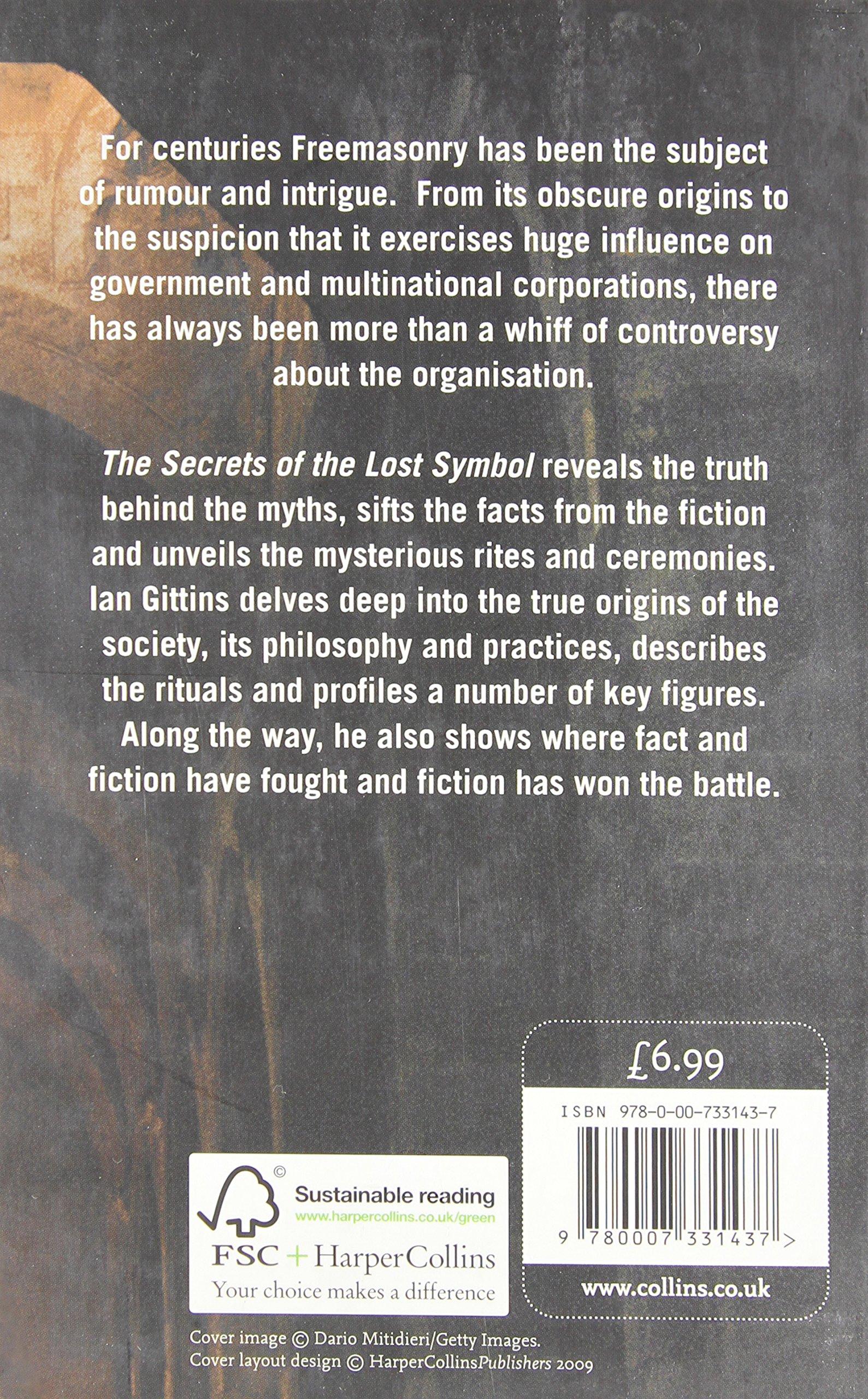 Secrets Of The Lost Symbol Ian Gittins Amazon Books