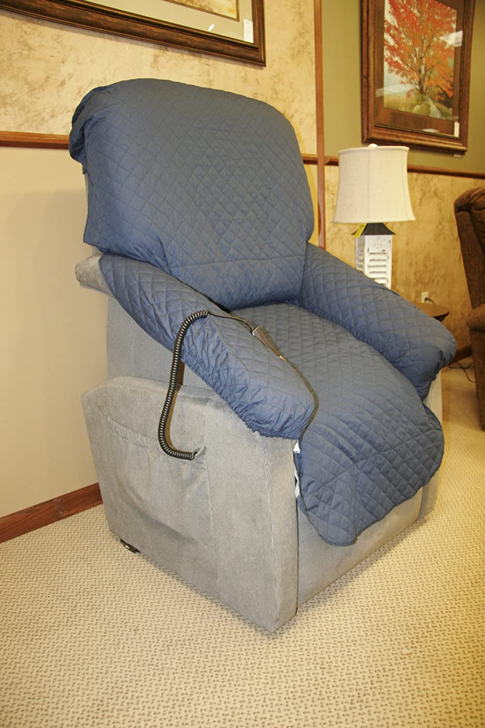 recliner slipcovers lazy for pattern boy chair slipcover covers