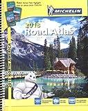Michelin North America Road Atlas 2018, 16e