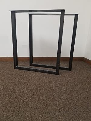 Economy Style - Square Style Metal Table Legs