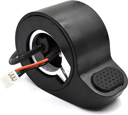 myBESTscooter - Unidad de Acelerador para los Modelos M365, 1S, Essential, Pro del Patinete eléctrico Xiaomi