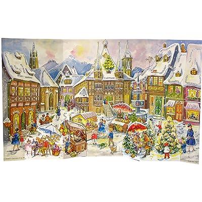 """Adventskalender """"""""Weihnachtlicher Marktplatz"""""""""""