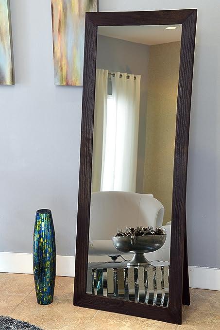 Amazon.com: Naomi Home Freestanding Cheval Floor Mirror: Home & Kitchen