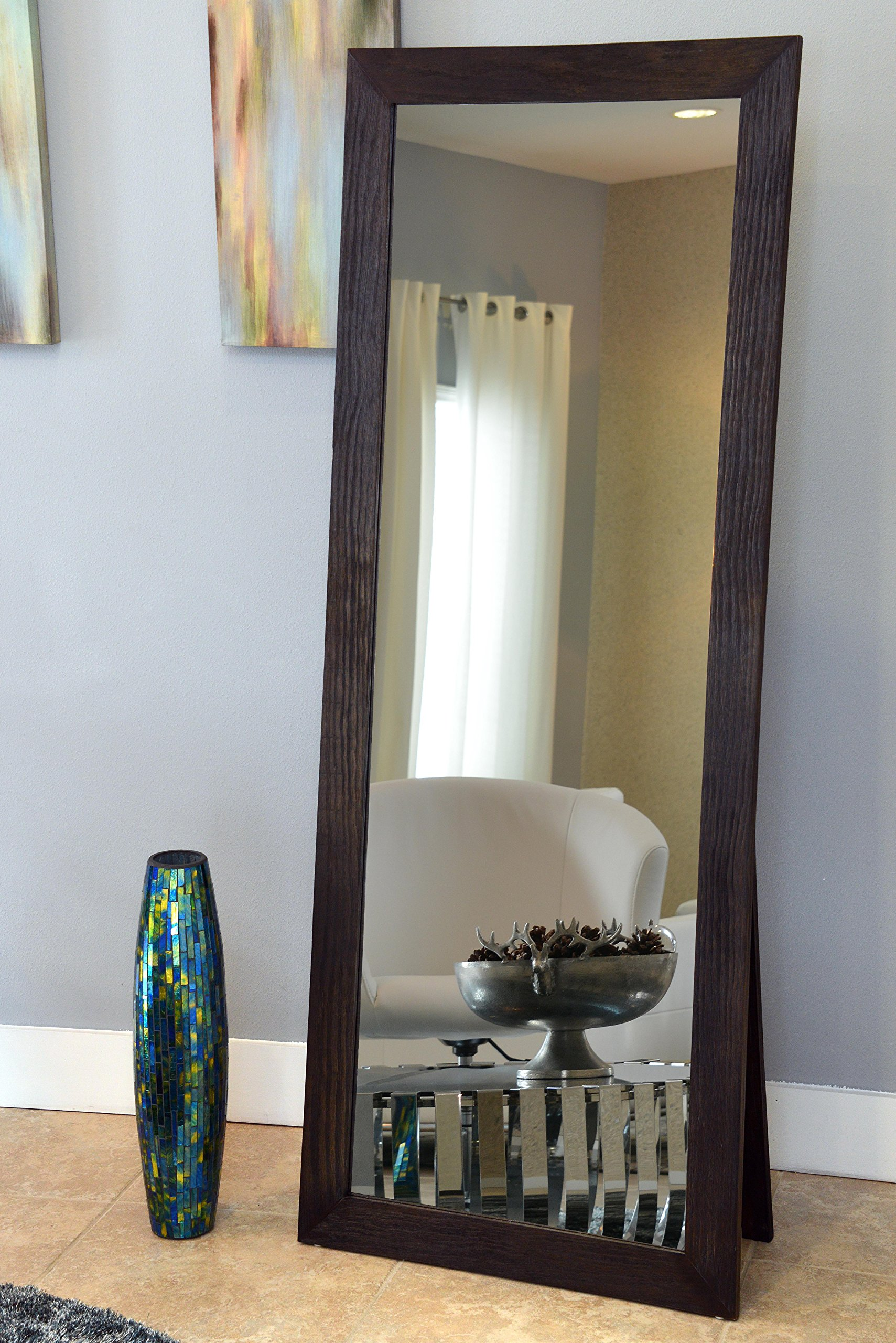 Naomi Home Freestanding Cheval Floor Mirror by Naomi Home