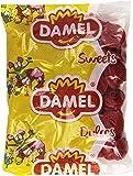 Damel - Dulces fresa - 1 kg - [pack de 2]