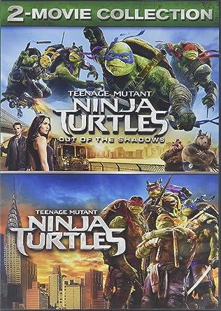 Teenage Mutant Ninja Turtles 2-Movie Collection 2 Dvd ...