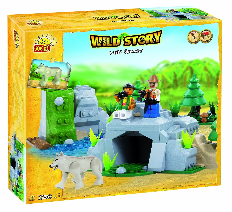 Cobi Wild Story – 22202 – Wolf Summit