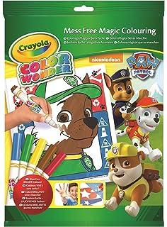 Amazoncom Crayola Color Wonder Disney Planes Coloring Book and