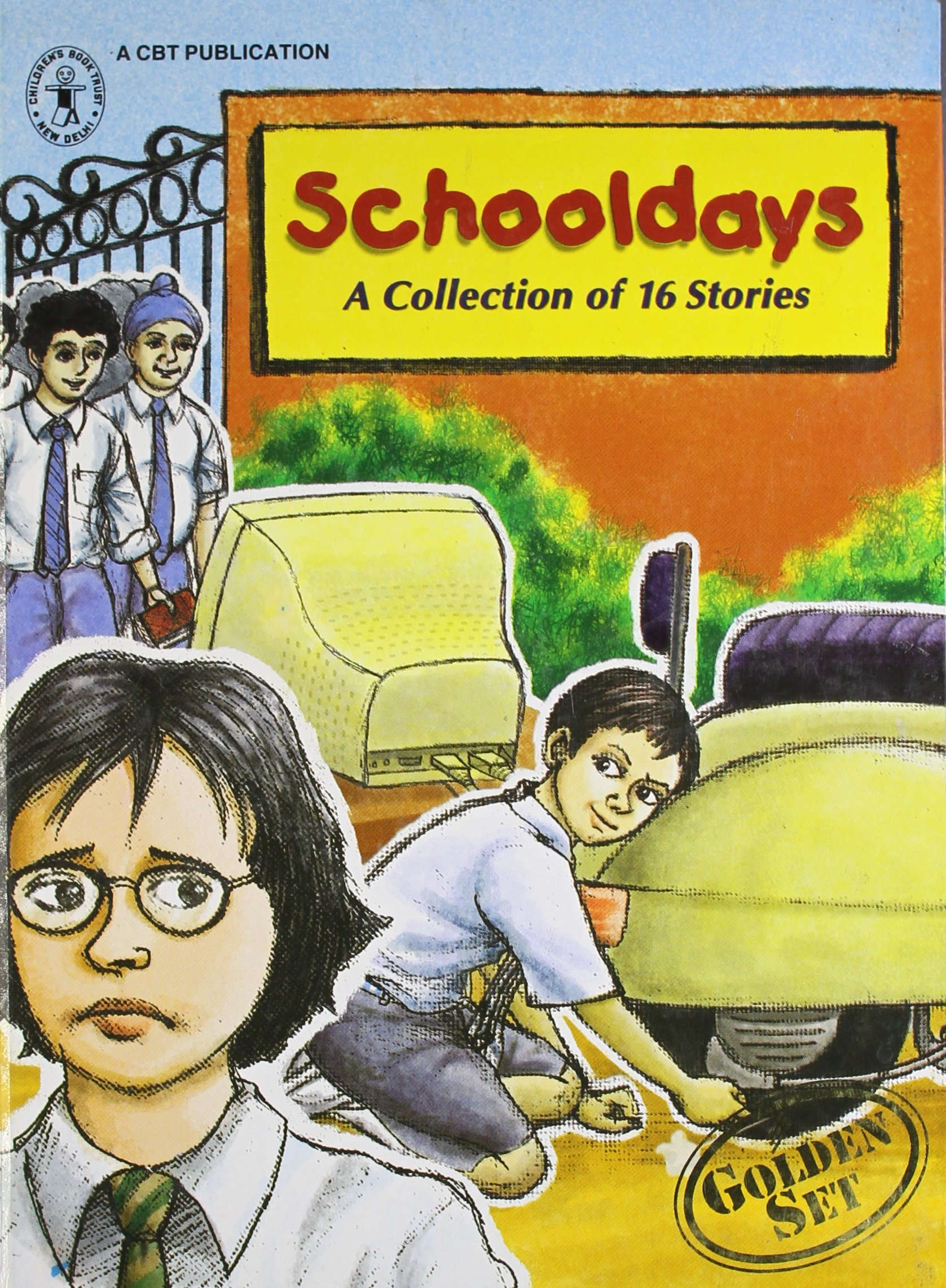 Amazon.in: Buy Schooldays A Collection Of 16 Stories Book Online ...