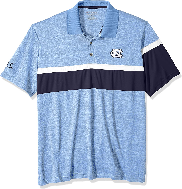 Mens NCAA Mens Short Sleeve Football Season Jersey Tee Short Sleeve NCAA Mens Short Sleeve Football Season Jersey Tee CHAFK XX-Large Champion