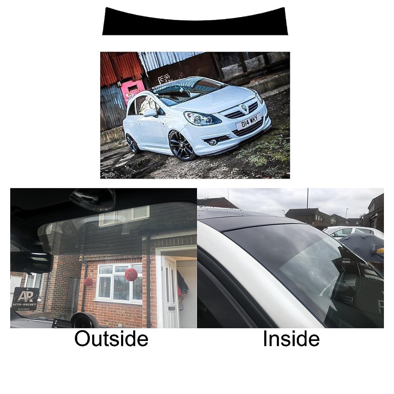 Dogburtinos Vauxhall Corsa Gen d 2006-2014 - pre cut, Easy Fit Window Tint
