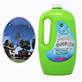Bubble Solution Refill (up to 2.5 Gallon)– BIG Bubble Solution 32 Ounce CONCENTRATED Solution by Joyin Toy