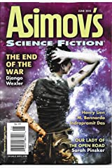 Asimov's Science Fiction, June 2015 Single Issue Magazine