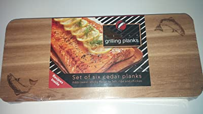 Grilling basics: Using cedar-planks