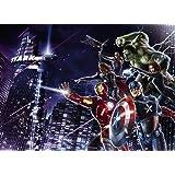 Komar - Póster mural, diseño Marvel Los Vengadores