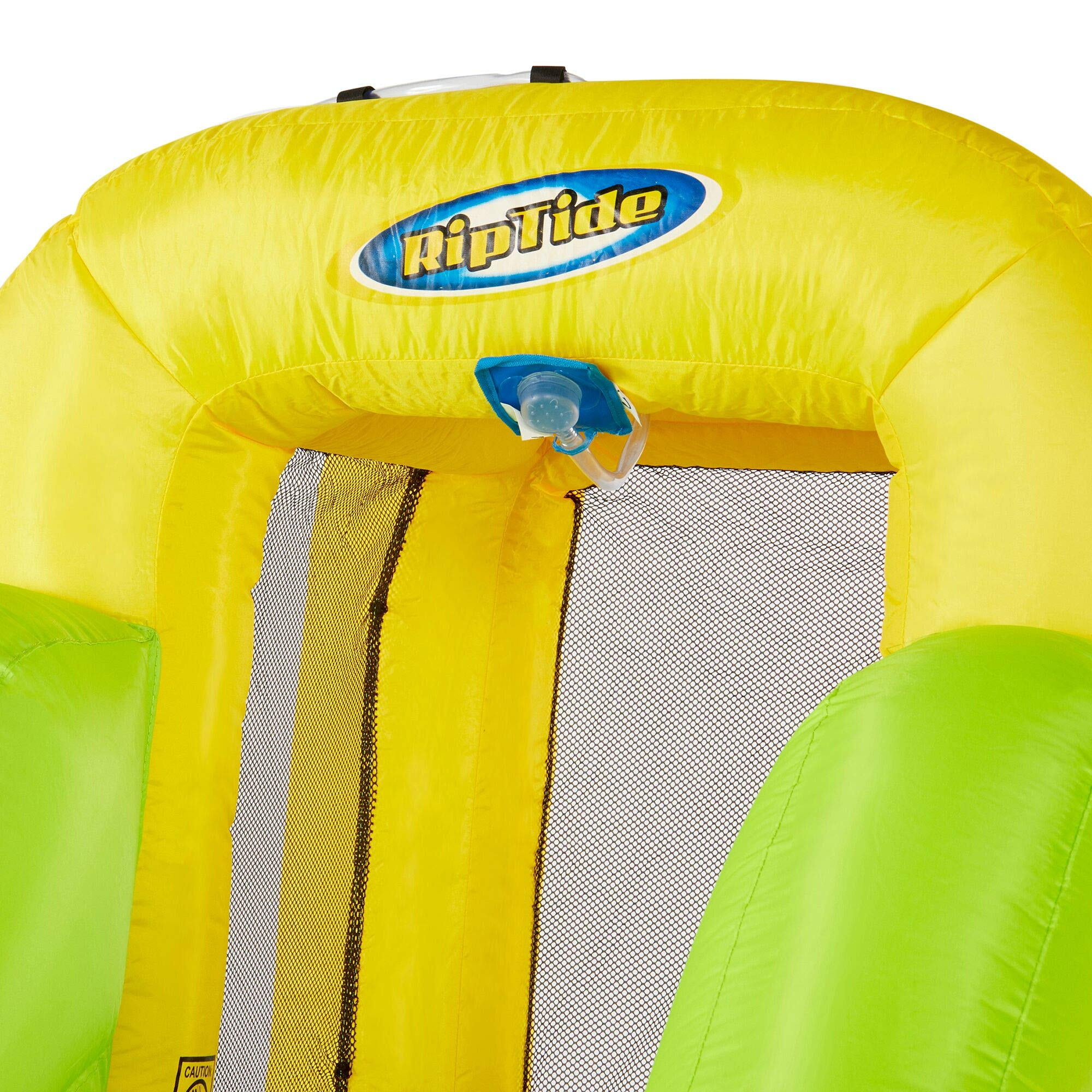 Riptide Triple Fun Inflatable PVC Water Park with 3 Slides & Obstacle Course by Riptide (Image #7)