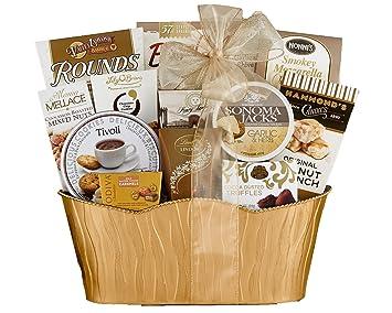 wine country bon appetit gift basket gourmet snacks
