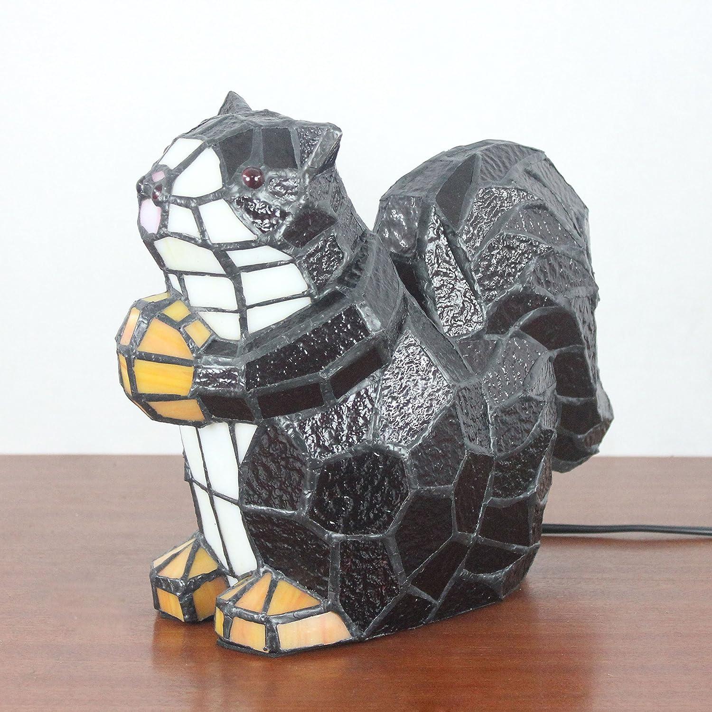 MILUCE Art-reizendes Eichhörnchen-Tabellen-Lampen-Kinderlampe-Nachtlicht B0776XTK4B       | Schenken Sie Ihrem Kind eine glückliche Kindheit  142569