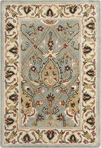 Safavieh Natural Fiber Collection NF151B Natural and Beige Area Rug, 8 x 10