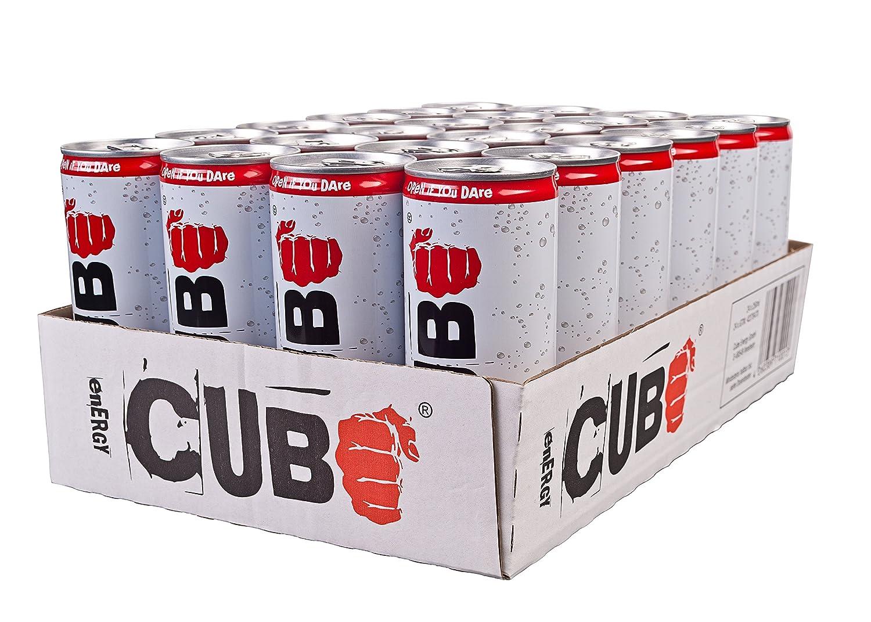 Cube Energy 1 Tray (24 Dosen) inkl. Pfand, inkl. MwSt.: Amazon.de ...