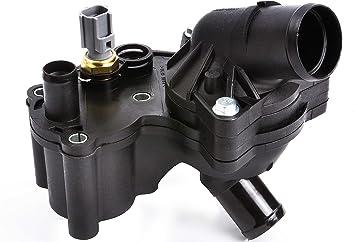 New Thermostat Outlet Housing Kit,Gasket Seal For Ford Ranger Explorer Mustang