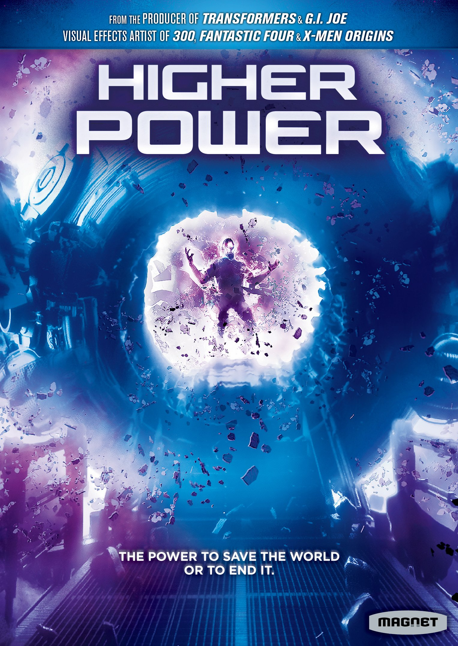 DVD : Higher Power (DVD)