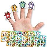 Papercraft Finger Puppets - Monster Party Bag Fillers