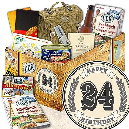 Geburtstagsgeschenk zum 24
