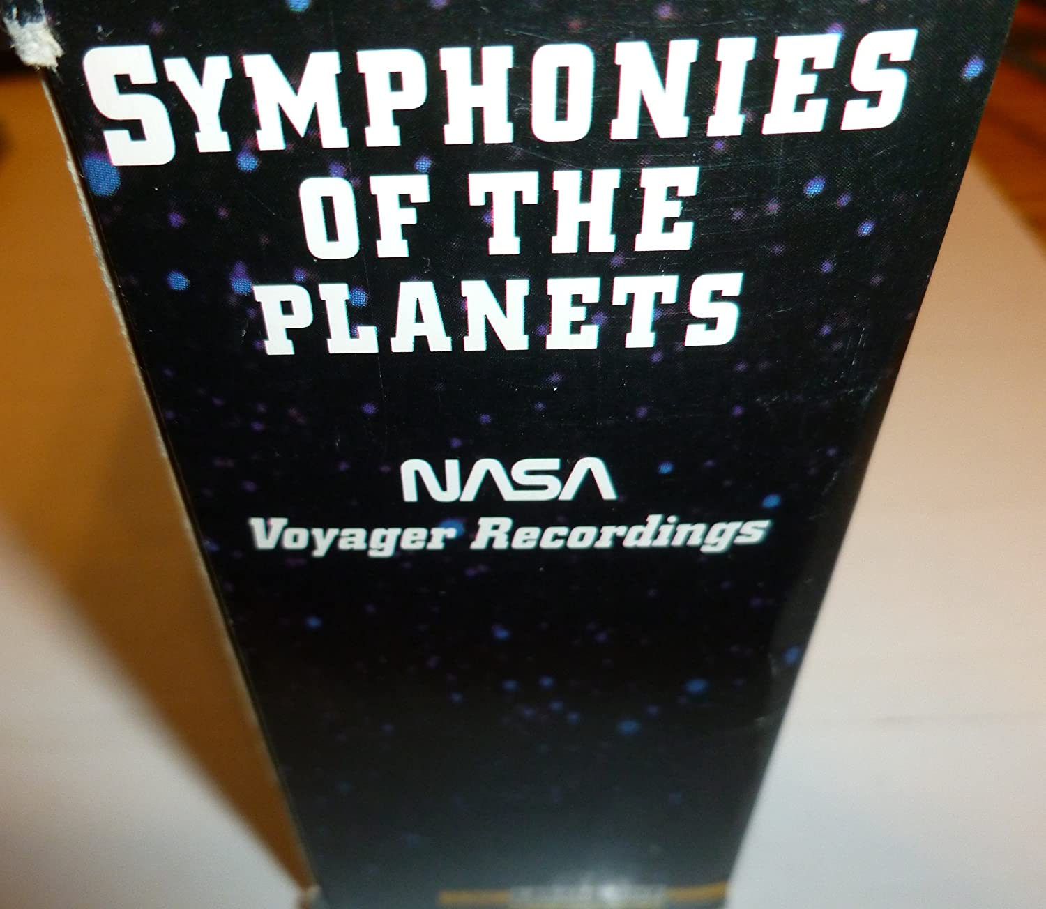 Symphonies Of The Planets 1-5 NASA Voyager Recordings