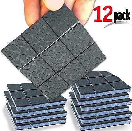 Wonderful U0026quot;SlipToGripu0026quot; NON SLIP Furniture Pad Grippers   Stop Slide   Multi  Size (