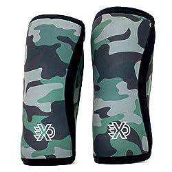 exosleeve knee sleeves