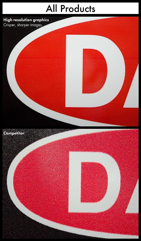 7 x 10 7 x 10 Lyle Signs S-9150-PL-10 SmartSign Danger Plastic Sign Meter Room No Storage Allowed