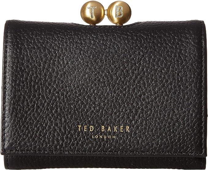 Ted Baker Maciey Monedero negro: Amazon.es: Ropa y accesorios