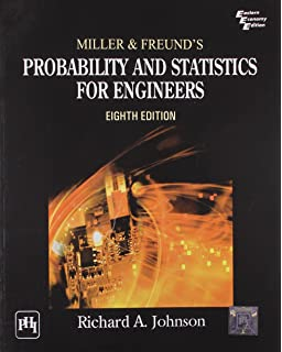 Amazon miller freunds probability and statistics for miller freunds probability and statistics for engineers fandeluxe Choice Image