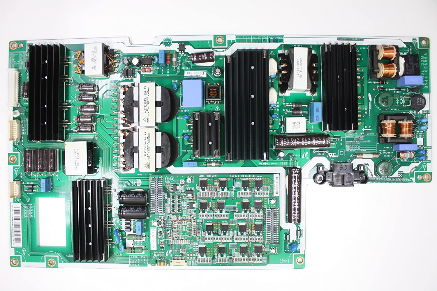 60 UN60F8000BFXZA TS01 BN44-00656A Power Supply Board Unit