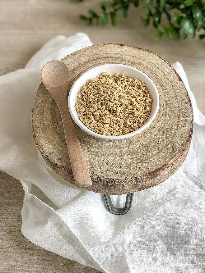 Anthonys Proteína Vegetal Texturizada, TVP, 1.5 lbs, Sin Gluten, Vegano, Hecho en EE. UU., Sin Sabor