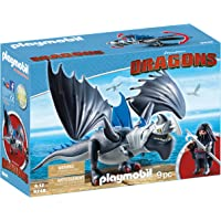 Playmobil - 9248 - Dragons - Dragon Avec Dragon De Combat